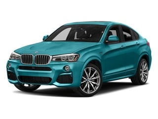 Long Beach Blue Metallic 2018 BMW X4 Pictures X4 M40i Sports Activity Coupe photos front view