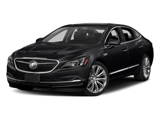 Ebony Twilight Metallic 2018 Buick LaCrosse Pictures LaCrosse 4dr Sdn Avenir AWD photos front view
