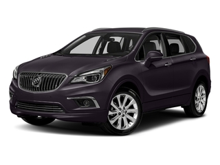 Midnight Amethyst Metallic 2018 Buick Envision Pictures Envision Utility 4D Premium I AWD photos front view