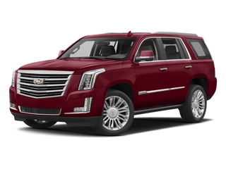 Red Passion Tintcoat 2018 Cadillac Escalade Pictures Escalade Utility 4D Platinum 4WD V8 photos front view