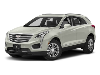 Crystal White Tricoat 2018 Cadillac XT5 Pictures XT5 Utility 4D Luxury AWD V6 photos front view