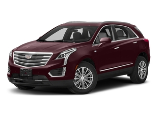 Deep Amethyst Metallic 2018 Cadillac XT5 Pictures XT5 Utility 4D Luxury AWD V6 photos front view
