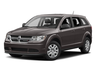 Granite Pearlcoat 2018 Dodge Journey Pictures Journey SE AWD photos front view