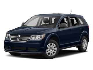 Contusion Blue Pearlcoat 2018 Dodge Journey Pictures Journey SE AWD photos front view