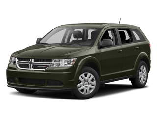 Olive Green Pearlcoat 2018 Dodge Journey Pictures Journey SE AWD photos front view