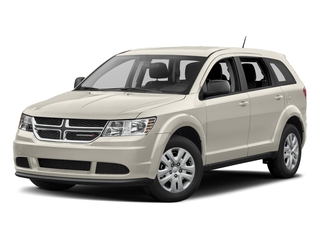 Vice White 2018 Dodge Journey Pictures Journey SE AWD photos front view