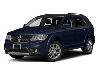 Contusion Blue Pearlcoat 2018 Dodge Journey Pictures Journey SXT AWD photos front view