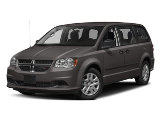 Granite Pearlcoat 2018 Dodge Grand Caravan Pictures Grand Caravan SE Plus Wagon photos front view