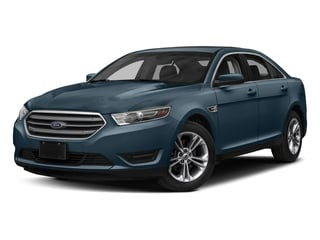 Blue Metallic 2018 Ford Taurus Pictures Taurus Sedan 4D SE V6 photos front view