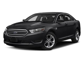 Shadow Black 2018 Ford Taurus Pictures Taurus Sedan 4D SE V6 photos front view