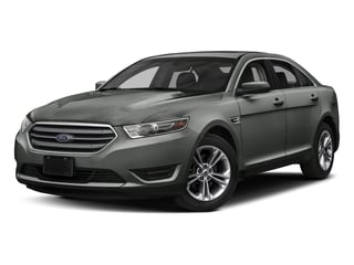 Magnetic Metallic 2018 Ford Taurus Pictures Taurus Sedan 4D SEL AWD V6 photos front view