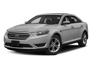 Ingot Silver Metallic 2018 Ford Taurus Pictures Taurus Sedan 4D SEL AWD V6 photos front view