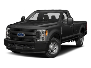 Magnetic Metallic 2018 Ford Super Duty F-250 SRW Pictures Super Duty F-250 SRW XL 2WD Reg Cab 8' Box photos front view