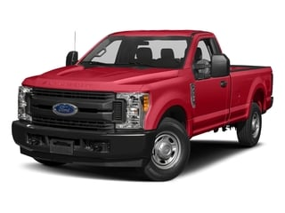 Race Red 2018 Ford Super Duty F-250 SRW Pictures Super Duty F-250 SRW XL 2WD Reg Cab 8' Box photos front view