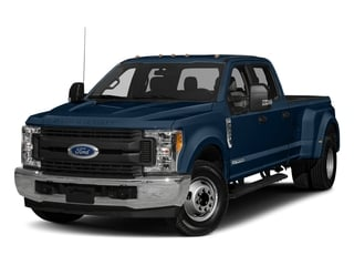 Blue Jeans Metallic 2018 Ford Super Duty F-350 DRW Pictures Super Duty F-350 DRW Crew Cab XL 2WD photos front view