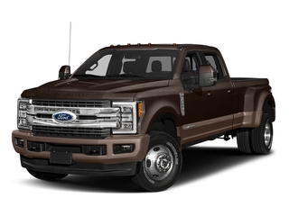 Magma Red Metallic 2018 Ford Super Duty F-350 DRW Pictures Super Duty F-350 DRW Crew Cab King Ranch 2WD photos front view