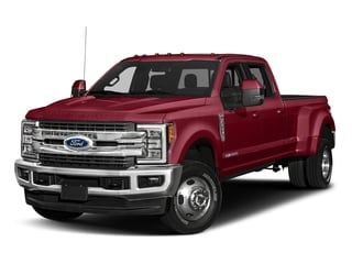 Ruby Red Metallic Tinted Clearcoat 2018 Ford Super Duty F-350 DRW Pictures Super Duty F-350 DRW Crew Cab King Ranch 2WD photos front view