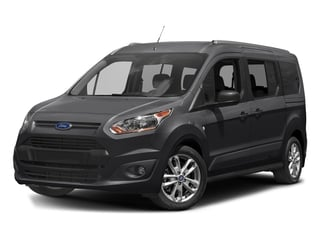 Black Velvet 2018 Ford Transit Connect Wagon Pictures Transit Connect Wagon XLT SWB w/Rear Symmetrical Doors photos front view