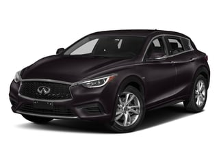 Malbec Black 2018 INFINITI QX30 Pictures QX30 Premium FWD photos front view