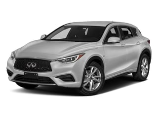 Blade Silver 2018 INFINITI QX30 Pictures QX30 2018.5 ESSENTIAL AWD photos front view