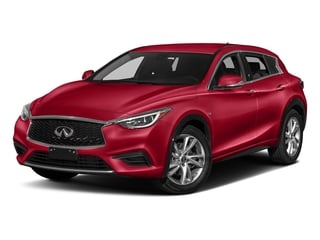 Magnetic Red 2018 INFINITI QX30 Pictures QX30 Utility 4D Sport 2WD photos front view
