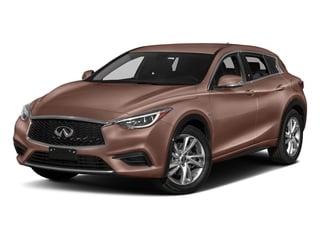 Liquid Copper 2018 INFINITI QX30 Pictures QX30 Premium FWD photos front view