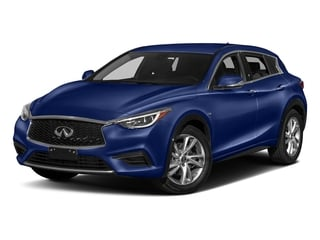 Ink Blue 2018 INFINITI QX30 Pictures QX30 Utility 4D Sport 2WD photos front view