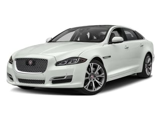 Fuji White 2018 Jaguar XJ Pictures XJ XJL Portfolio RWD photos front view