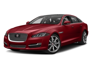 Firenze Red Metallic 2018 Jaguar XJ Pictures XJ XJL Portfolio RWD photos front view