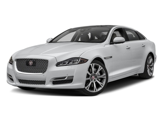 Yulong White Metallic 2018 Jaguar XJ Pictures XJ XJL Portfolio RWD photos front view