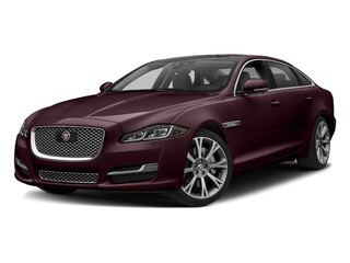 Rossello Red Metallic 2018 Jaguar XJ Pictures XJ XJL Portfolio RWD photos front view