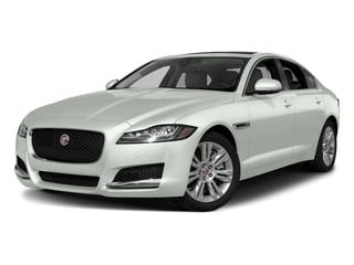 Fuji White 2018 Jaguar XF Pictures XF Sedan 35t Premium RWD *Ltd Avail* photos front view