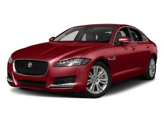 Firenze Red Metallic 2018 Jaguar XF Pictures XF Sedan 20d Premium RWD photos front view