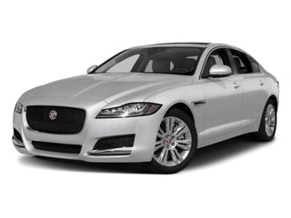 Yulong White Metallic 2018 Jaguar XF Pictures XF Sedan 20d Premium RWD photos front view