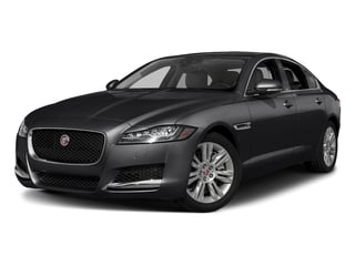 Narvik Black 2018 Jaguar XF Pictures XF Sedan 35t Premium RWD *Ltd Avail* photos front view