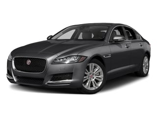 Carpathian Grey 2018 Jaguar XF Pictures XF Sedan 35t Premium RWD *Ltd Avail* photos front view