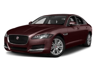Rossello Red Metallic 2018 Jaguar XF Pictures XF Sedan 20d Premium RWD photos front view
