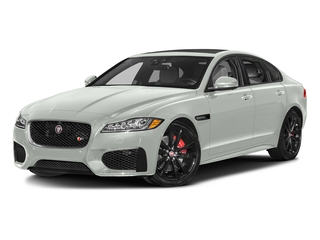 Fuji White 2018 Jaguar XF Pictures XF Sedan S AWD photos front view