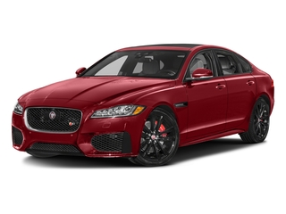 Firenze Red Metallic 2018 Jaguar XF Pictures XF Sedan S AWD photos front view