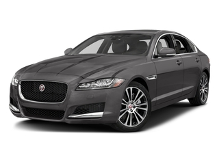 Corris Grey Metallic 2018 Jaguar XF Pictures XF Sedan 25t Prestige RWD photos front view