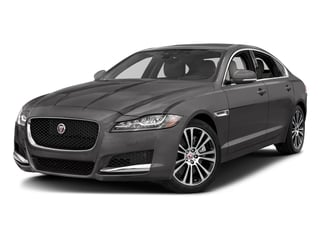Corris Grey Metallic 2018 Jaguar XF Pictures XF Sedan 25t Prestige AWD photos front view