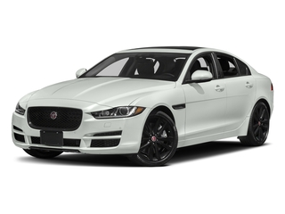 Fuji White 2018 Jaguar XE Pictures XE Sedan 4D 30t Prestige photos front view