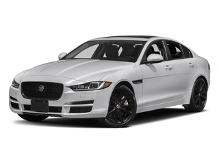 Yulong White 2018 Jaguar XE Pictures XE Sedan 4D 30t Prestige photos front view