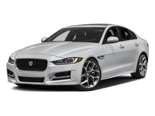 Yulong White 2018 Jaguar XE Pictures XE 25t R-Sport AWD photos front view