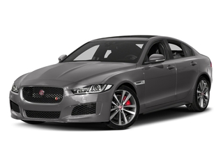 Corris Grey 2018 Jaguar XE Pictures XE Sedan 4D S AWD photos front view