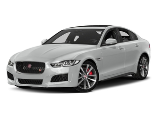 Indus Silver 2018 Jaguar XE Pictures XE Sedan 4D S AWD photos front view