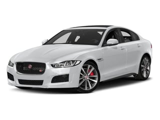 Yulong White 2018 Jaguar XE Pictures XE Sedan 4D S AWD photos front view