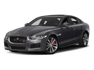 Carpathian Grey 2018 Jaguar XE Pictures XE Sedan 4D S AWD photos front view