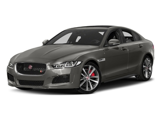Silicon Silver 2018 Jaguar XE Pictures XE Sedan 4D S AWD photos front view