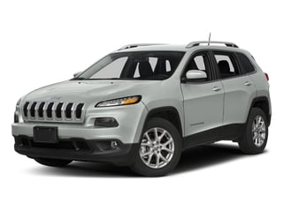 Bright White Clearcoat 2018 Jeep Cherokee Pictures Cherokee Latitude Plus FWD photos front view